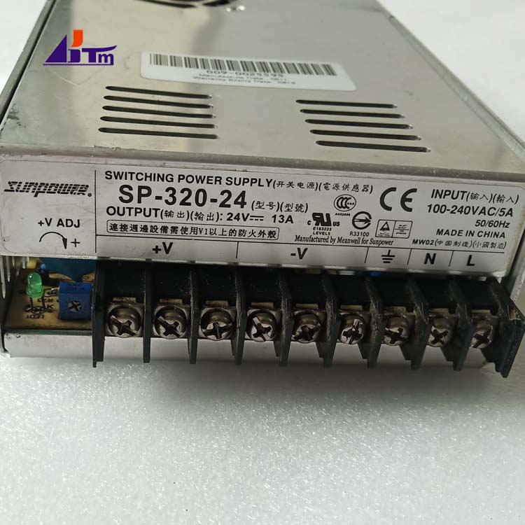 009-0025595 NCR Power Supply Switch Mode 300W 24V 0090025595