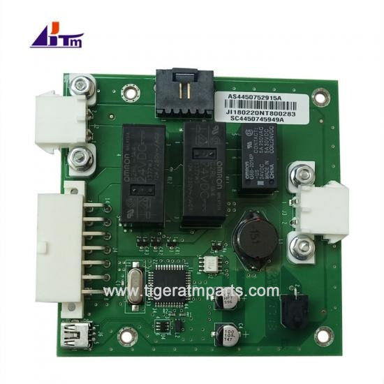 445-0752915 NCR Power Control Board With Heartbeat Top Level