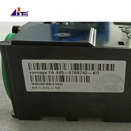 445-0769742 4450769742 NCR SelfServ FA Carriage Assy